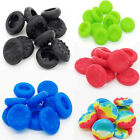 10X PS3 PS4 XBOX ONE 360 Analog Controller Cap Cover Thumb Stick Grip Thu NoHP8Q