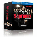 The Sopranos - The Complete Series (Blu-ray Disc, 2014, 28-Disc Set)