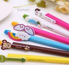 Student Toys Cartoon Animal Office Gift Stationery Rainbow Ball Pen School WFAU