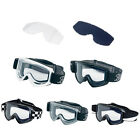 *SHIPS SAME DAY* Bitlwell Moto 2.0 Goggle and Lens for Motorcycle
