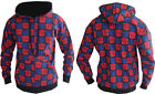 "TRANSFORMERS ""ROBOT MASKS"" ZIP UP HOODIE NEW"