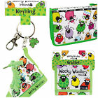 WACKY WOOLLIES IRELAND GIFTS WALLET KEYRING SOUVENIR SHEEP WOOLY WOOLIES IRISH