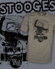 The Stooges - Iggy Pop - Raw Power - Fun House Vintage Shirt Scoop V-Neck Raglan