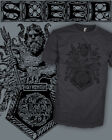 Sleep - High On Fire - Poseidon Neptune - Vintage T-Shirt - Scoop V-Neck Raglan