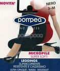 LEGGINGS SUPER COPRENTI MICROPILE POMPEA