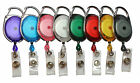 Premier Yo Yo Retractable Badge Reels For ID Card Ski Pass Holder Badge Reel lot