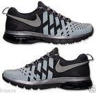 NIKE FINGER TRAP AIR MAX MENs M SYNTHETIC TRAINING BLACK METALLIC DARK GREY SZ