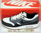 Nike Air Max 1 Essential Sail Black Dark Grey 537383-124 US 8~12 NSW Running