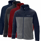 Columbia Jacket Men's Steens Mountain 2.0 Full Zip Fleece Jackets 147667 Colors