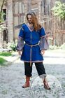 Medieval Clothing , Classic medieval short-sleeved tunic garb