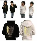 Attack on titan shingeki no kyojin Investigation Hoodies Jackets Coats M.L.XL