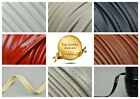 1m Faux/Imitation/PU Leather Piping Insertion Flanged Upholstery Rope Sewing SML