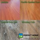 Crystal Surface Laminate Flooring - Superior Quality - Highly Durable - 12.3mm