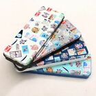 :D FINE Stylish Menu in America US Pencil Pen Case Tin Box Metal Container Craft