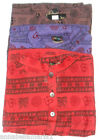 GRINGO fair trade GRANDAD shirt OM namaste HIPPY ethnic festival COTTON  XL BNWT