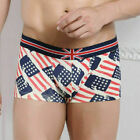 HOT Sexy Breathable Cool Boxershorts XUBA Brand Men's Underwear Boxer Briefs