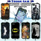 Tough Waterproof CASE Phone iPhone COVER Batman Abstract Exclusive M20