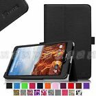 Fintie Slim Fit Folio Stand Leather Cover Case for Verizon Ellipsis 8 4G LTE Tab