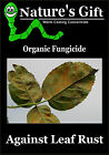 LEAF RUST ORGANIC FUNGICIDE, WORM CASTING CONCENTRATE FOR LEAF RUST INFECTION