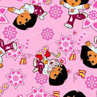 Dora the Explorer & Boots Cotton Fabric Collection by Springs Creative!