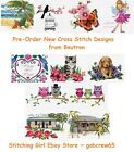 PRE-ORDER ~ NEW CROSS STITCH KIT DESIGNS FOR 2015 FROM BEUTRON
