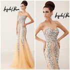 New. Angela and Alison 41008.  Marmaid. Red. Carpet. Prom. Gown price$688.