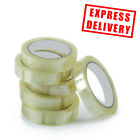 *MULTI - LISTING* Clear 18mm x 50m Packing Packaging Tape