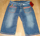 Replay & Sons  girl denim summer shorts size 28 ( 5-6-7 y ) BNWT designer jeans