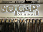 EXTENSION ORIGINAL SOCAP 150 CIOCCHE IN CHERATINA 100% NATURALI 50 CM