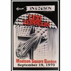 0322 Vintage Music Poster Art  Les Zeppelin Madison Square Garden *FREE POSTERS