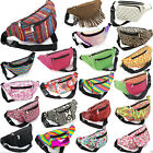LADIES WOMENS TRAVEL MONEY POUCH SPORTS WAIST GIRLS HOLIDAY SECURITY BUM BAG