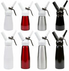 Best Whip Whipped Cream Dispensers Whippers 1/2L & 1/4L