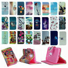 Fashion Vintage Stand Flip Wallet Leather Hybrid Case Cover For LG Cell Phones