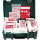 Kyпить 1-10 Person Premium HSE Compliant First Aid Workplace Kit, CE Marked, Long Exp. на еВаy.соm