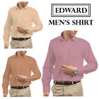 Mens Long Sleeves Shirt Tops Slim Fit Wear Formal Attire Designer Casual Clothes