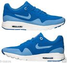 NIKE AIR MAX 1 ULTRA MOIRE WOMENs MESH M RUNNING GAME ROYAL WHITE NEW IN BOX
