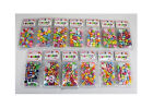 New Shinny Beads Colourful Hair Braiding/ Bracelets Pony beads Multi shapes