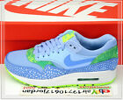 2015 Nike Wmns Air Max 1 Print Purple Green 528898-400  US 6~8.5 Running NSW 1