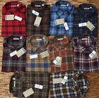 G. H. BASS & CO. MEN'S FIRESIDE FLANNEL SHIRT STYLING, QUALITY, DETAIL LIST $50