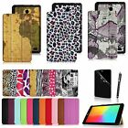 """For LG G Pad 7.0/G Pad F7.0 7"""" inch Slim Smart Shell Magnetic Case Stand Cover"""