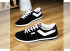 Mens Fashion England Breathable Sneakers Sport Casual shoes Boat Shoes
