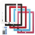 New Color For Apple iPad 2 2G Gen Replacement Digitizer  Glass Touch Screen+Tool