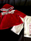University of Alabama Infant Girl's 2-Piece Fleece Jacket Outfit