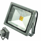LED FLOODLIGHTS OUTDOOR SECURITY PIR SENSOR LAMP WHITE WARM GARDEN YARD LIGHT