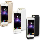 10000mAh Chargeable Battery Backup Charger Portable Power Bank Case For iPhone 6