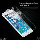 """10 piece Apple iPhone 6 (4.7"""") Premium NP Tempered Glass Screen Protector"""