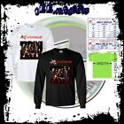 new TOM PETTY & THE HEARTBREAKERS 40th Anniversary Tour concert logo S to 3XL