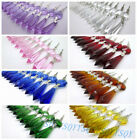 New 10 Chandelier Glass Crystals Lamp Prisms Parts Hanging Drops Pendants