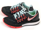 Nike Wmns Air Zoom Vomero 10 Running Shoes Ice/White-Black-Hot Lava 717441-401