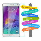 HARD TEMPERED GLASS SCREEN GUARD PROTECTOR CRACK SAVER FOR GALAXY S6 / S5 /S4 S3